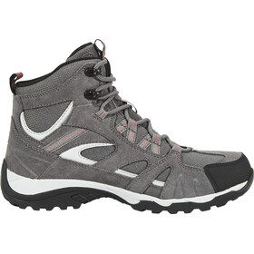 Jack Wolfskin Vojo Hike Mid Texapore - Chaussures Femme - gris
